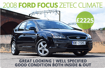 Used Ford Focus for Sale in Stockport
