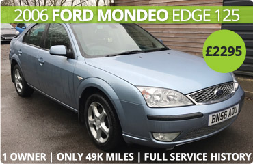 Used Ford Mondeo for Sale in Stockport