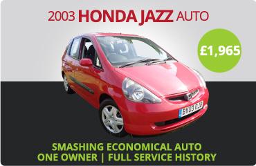 Used Honda Jazz for Sale in Stockport