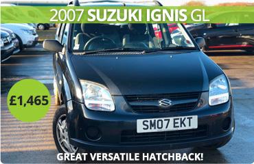 Suzuki Ignis for Sale in Stockport