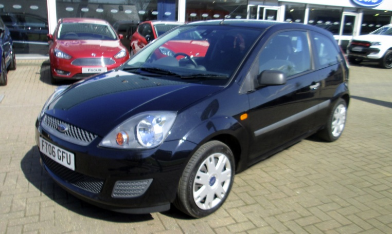 Used Ford Fiesta for Sale in Stockport