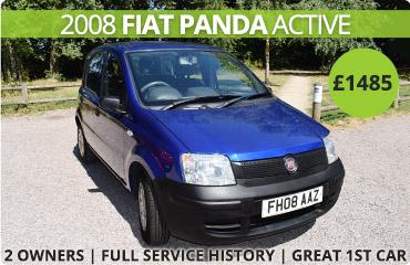 2008 Fiat Panda Active