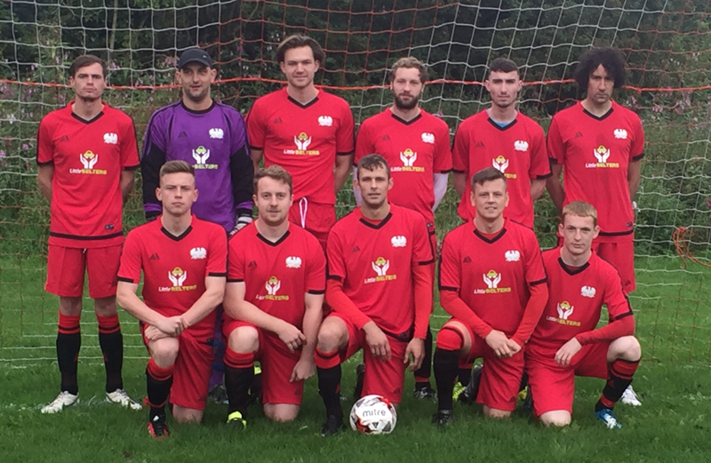 Norris Villa FC - first team