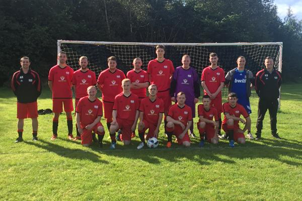Norris Villa Reserve Team