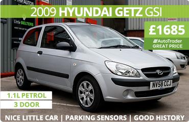 Feature - Hyundai Getz
