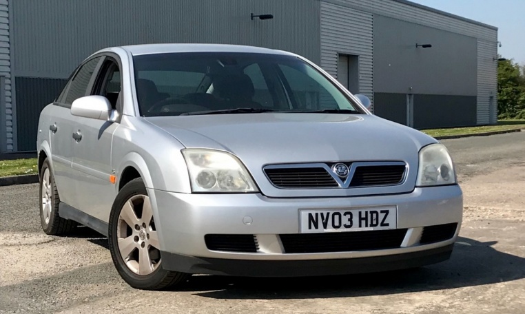 Vauxhall Vectra Ls DTi 2003