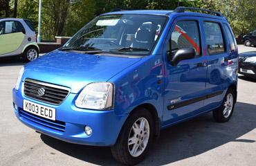 Suzuki Wagon for Sale in Stockport
