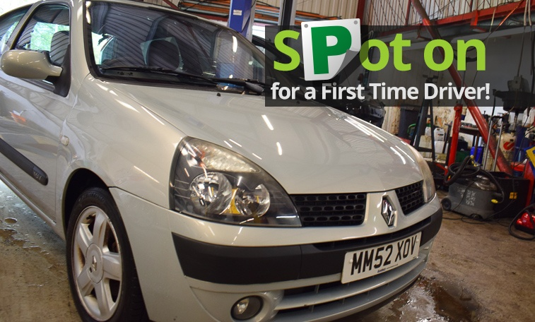 Used Renault Clio for Sale in Stockport, Spot on for a first time driver