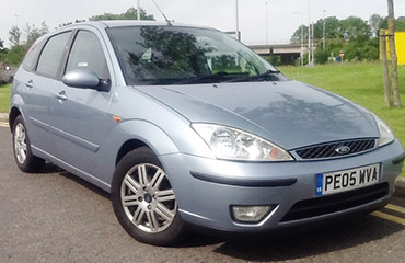 For Sale - used Ford Focus