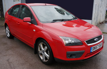 Ford Focus Zetec for Sale in Stockport