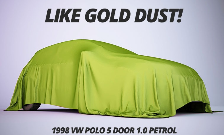 LIKE GOLD DUST! - 2003 VW Polo for Sale