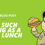 No such thing as a free lunch
