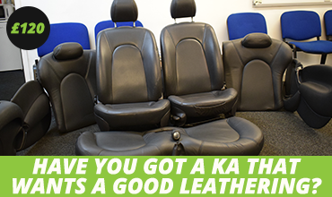 Message for KA owners