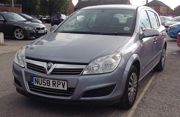 Vauxhall Astra Life for Sale in Stockport