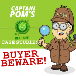 Captain POM - Buyer Beware